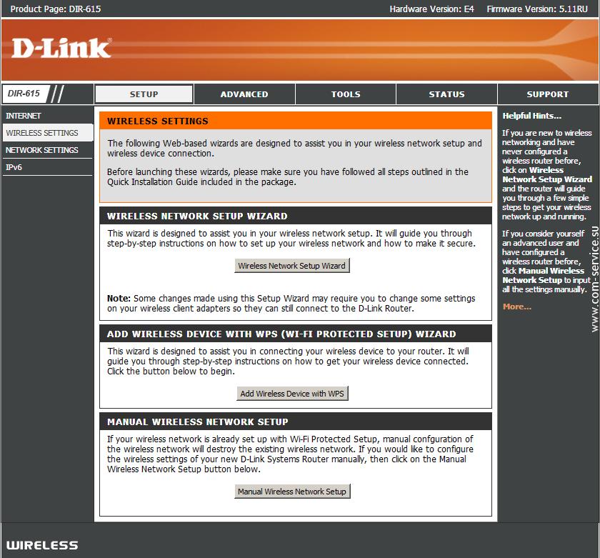 D-link подключению по gir-615 инструкция